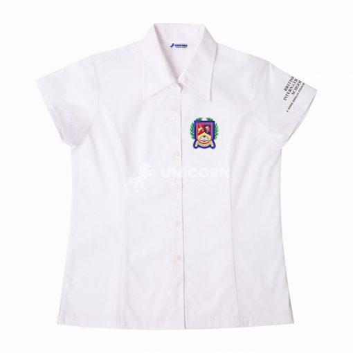Đồng phục sơ mi trắng nữ - Trường quốc tế BIS