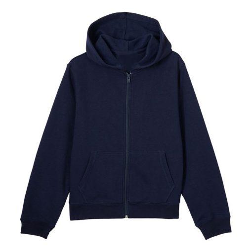 Áo khoác nữ màu xanh navy