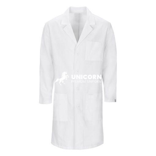 Áo đồng phục bác sĩ nữ Blouse trắng dài tay