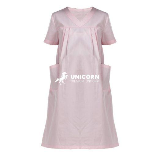Đầm sản phụ đồng phục