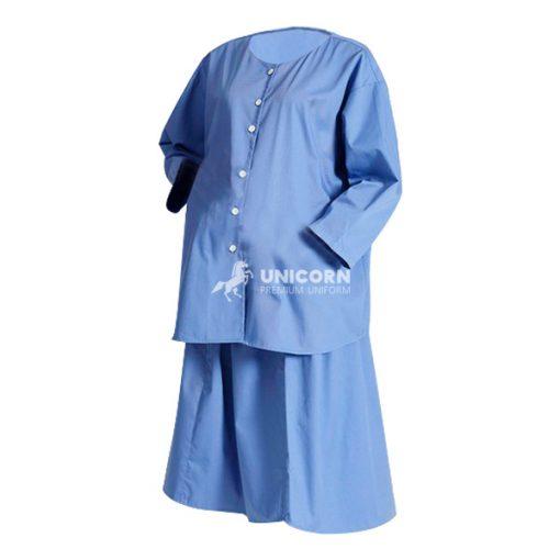 Áo váy sản phụ bệnh viện chất lượng cao