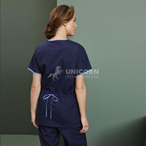 Áo điều dưỡng thiết kế độc đáo, vải chất lượng cao
