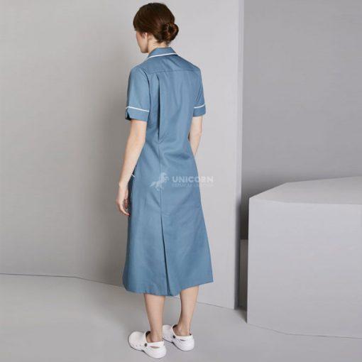 Đầm đồng phục y tá sang trọng